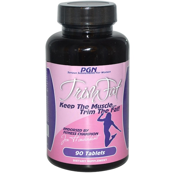 PGN, Phat Girl Nutrition, TrimFat, 90 Tablets (Discontinued Item)