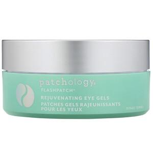 Patchology, FlashPatch, Rejuvenating Eye Gels, 30 Pairs отзывы