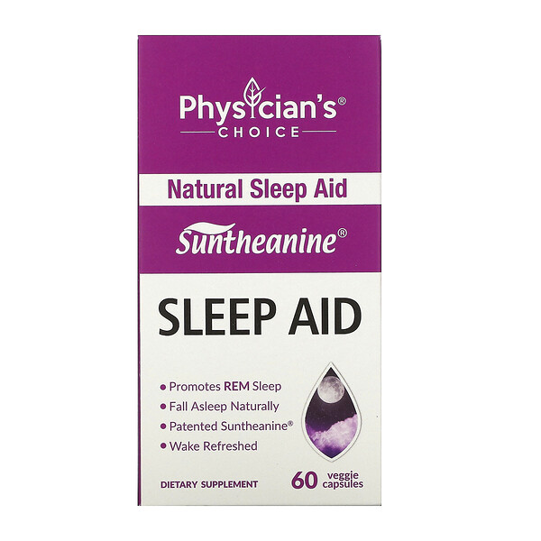 Sleep Aid, 60 Vegetarian Capsules