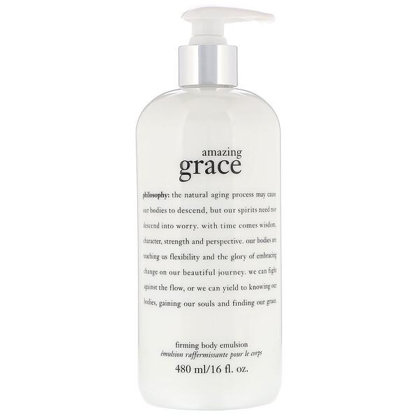 Amazing Grace, Firming Body Emulsion, 16 fl oz (480 ml)
