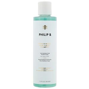 Philip B, Hair + Body Shampoo, Nordic Wood, 11.8 fl oz (350 ml) отзывы