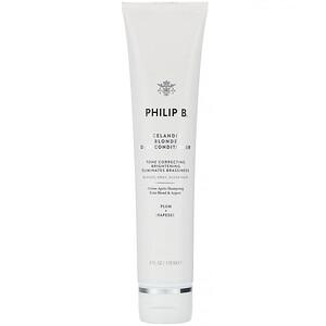 Philip B, Icelandic Blonde Deep Conditioner, Plum + Grapeseed, 6 fl oz (178 ml) отзывы