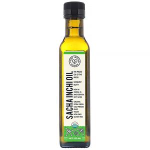 Пуре Индиан Фудс, Organic Cold Pressed Extra-Virgin Sacha Inchi Oil, 250 ml отзывы покупателей
