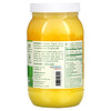 Pure Indian Foods, 100%オーガニック、牧草飼育ギー、15オンス(425g)
