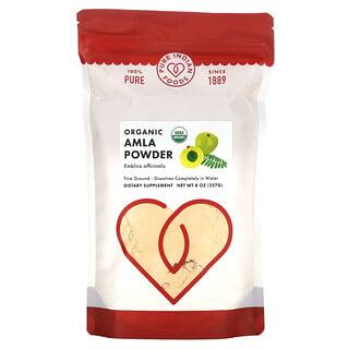 Pure Indian Foods, Organic Amla Powder, 8 oz (227 g)