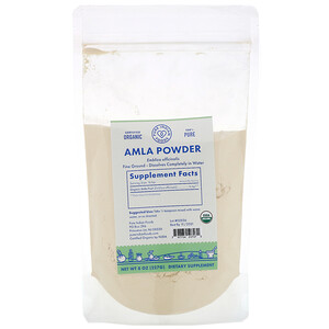 Пуре Индиан Фудс, Organic Amla Powder, 8 oz (227 g) отзывы
