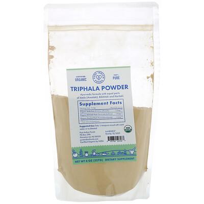 Купить Pure Indian Foods Органический порошок из трифалы, 227 г (8 унций)