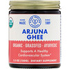Pure Indian Foods, Arjuna, ghee orgánico, 5.3 oz (150 g)