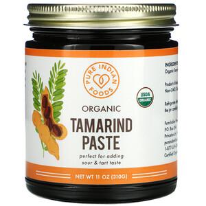 Pure Indian Foods, Organic Tamarind Paste, 11 oz (310 g)