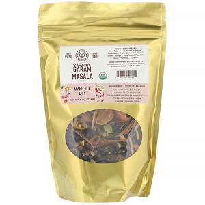 Пуре Индиан Фудс, Organic Garam Masala, Whole DIY, 8 oz (226 g) отзывы