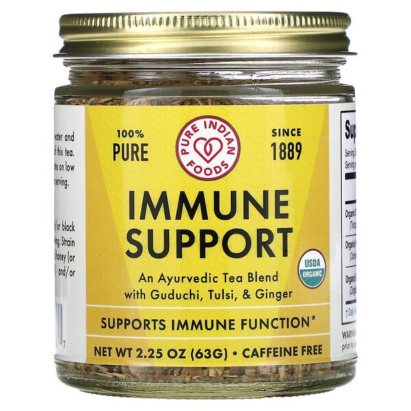 Thé de soutien immunitaire, 63g