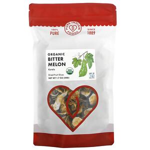 Pure Indian Foods, Organic Bitter Melon, 1.7 oz (50 g)'
