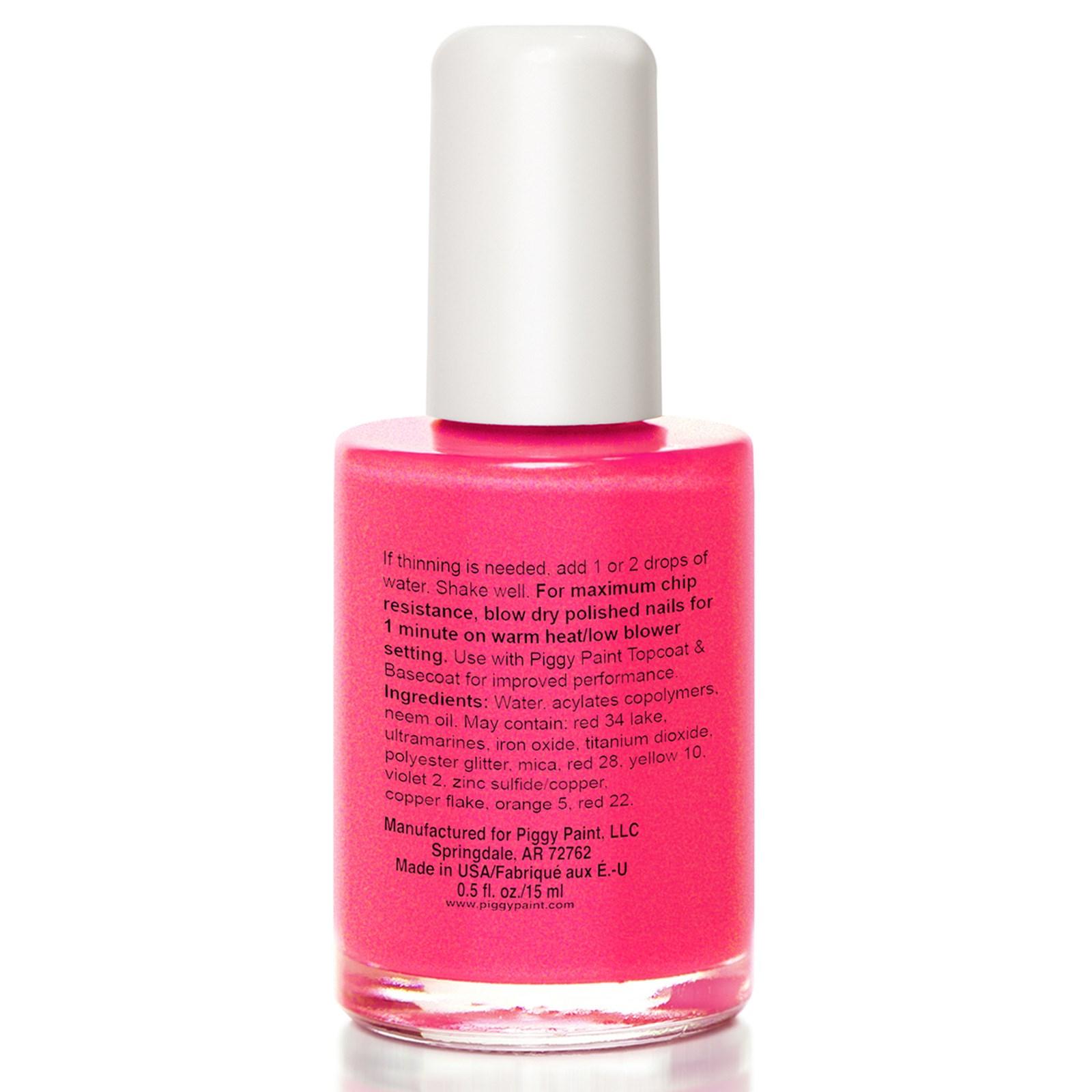 Piggy Paint, Nail Polish, Forever Fancy, 0.5 fl oz (15 ml) - iHerb.com