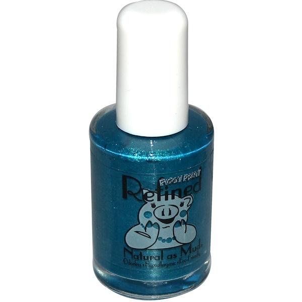 Piggy Paint, Refined, Nail Polish, Hypnotize, 0.5 fl oz (15 ml) (Discontinued Item)
