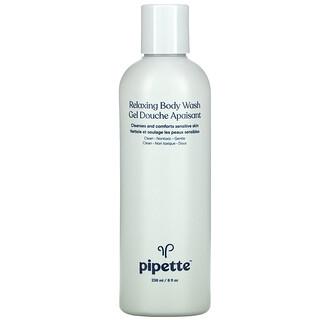 Pipette, Relaxing Body Wash, 8 fl oz (236 ml)