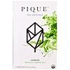 Pique Tea, Jasmine, Organic Green Tea, 14 Sachets, 0.3 oz (8.4 g)