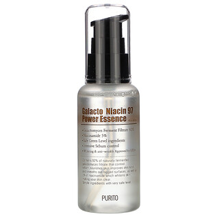 Purito, Galacto Niacin 97 Power Essence, 2 fl oz (60 ml)