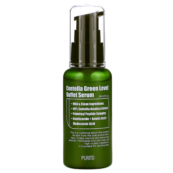 Centella Green Level Buffet Serum, 2 fl oz (60 ml)