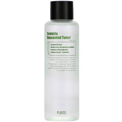 Купить Purito Centella Unscented Toner, 6.76 fl oz (200 ml)