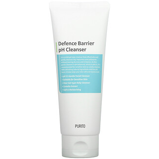 Purito, Defence Barrier pH Cleanser, 5.07 fl oz (150 ml)