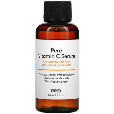 Купить Purito Pure Vitamin C Serum, 2 fl oz (60 ml)