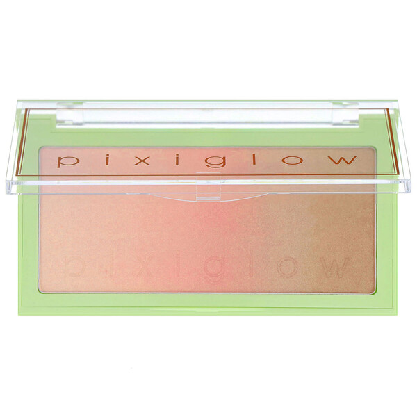 Pixi Beauty, Pixiglow Cake, 3-in-1 Luminous Transition Powder, Gilded Bare Glow, 0.85 oz (24 g)