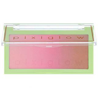 Pixi Beauty, Pixiglow Cake, 3-in-1 Luminous Transition Powder, Pink Champagne Glow, 0.85 oz (24 g)