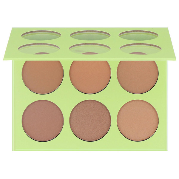 Pixi Beauty, Book of Beauty, Bronze Textures, 6 Bronzers - 0.09 oz (2.7 g) Each (Discontinued Item)