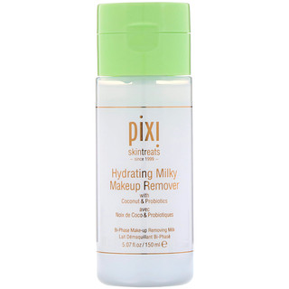 Pixi Beauty, Skintreats, Hydrating Milky Makeup Remover, 5.07 fl oz (150 ml)