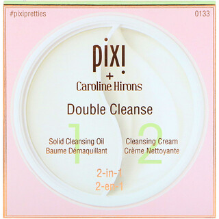 Pixi Beauty, Double Cleanse, 2-in-1, 1.69 fl oz (50 ml) Each