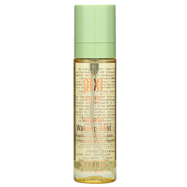 Pixi Beauty, Vitamin Wakeup Mist، 2.70 أونصة سائلة (80 مل)