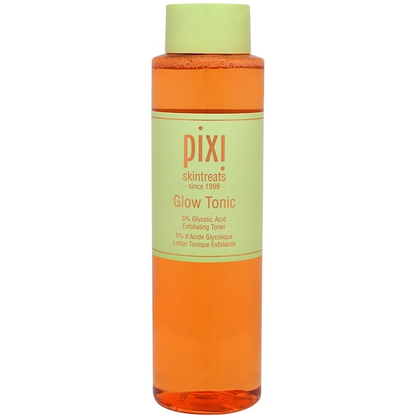 "Pixi Beauty, Glow Tonic, טונר מקלף, 250 מ""ל (8.5 אונקיות נוזל)"