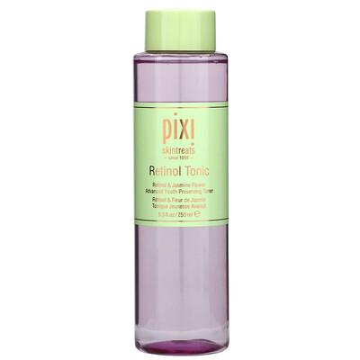 Купить Pixi Beauty Skintreats, тоник с ретинолом, усовершенствованный тоник для сохранения молодости, 250 мл (8, 5 жидк.унции)