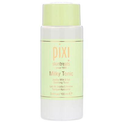 Купить Pixi Beauty Skintreats, Milky Tonic, Soothing Toner, 3.4 fl oz (100 ml)