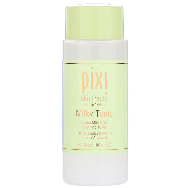 Pixi Beauty, Skintreats, Milky Tonic, Soothing Toner, 3.4 fl oz (100 ml)