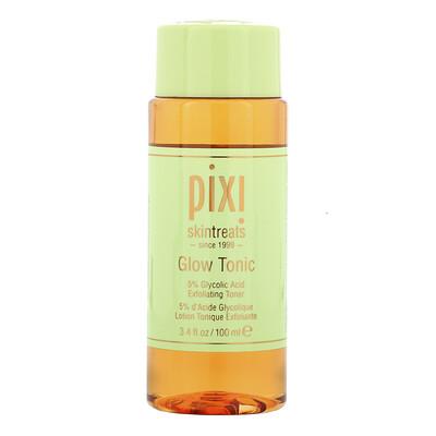 Купить Pixi Beauty Glow Tonic, Exfoliating Toner, Holiday Edition, 3.4 fl oz (100 ml)