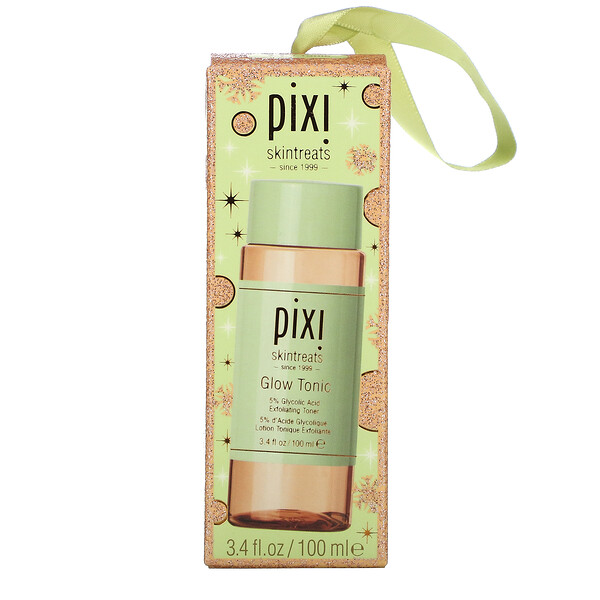 Glow Tonic, Exfoliating Toner, Holiday Edition, 3.4 fl oz (100 ml)