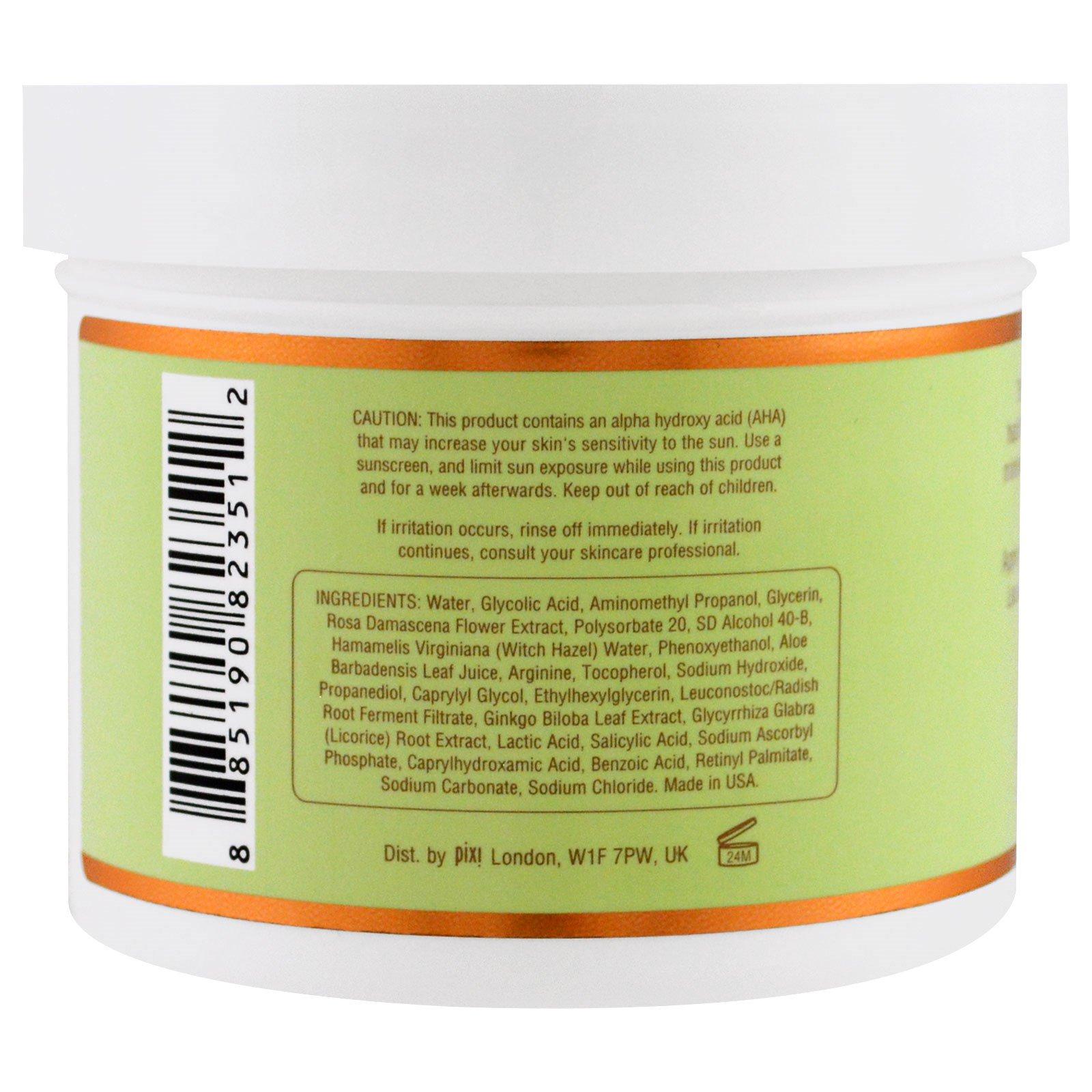 Pixi Beauty Glow Peel Pads Advanced Exfoliating