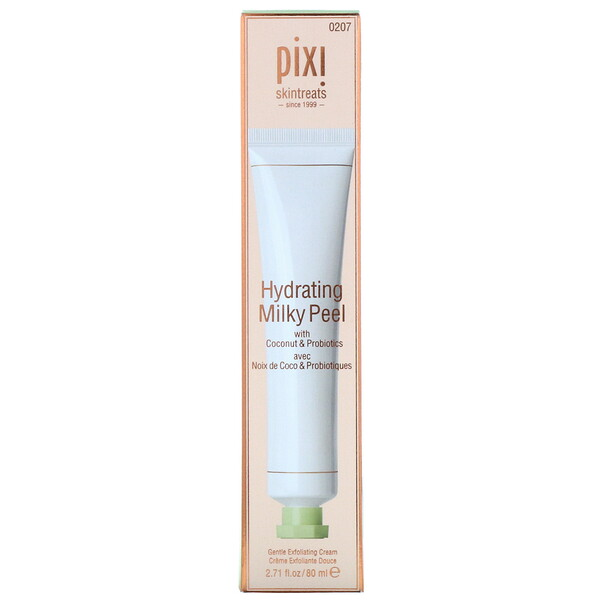 Pixi Beauty, Skintreats, Hydrating Milky Peel, 2.71 fl oz (80 ml)