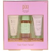 Pixi Beauty, Fast Flash Facial, 3 Piece Kit