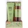 Pixi Beauty, Skin Treats Besties, Glow Mud Cleanser + Glow Tonic, 2 Piece Kit