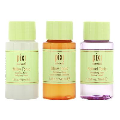Купить Pixi Beauty Multi-Toning Set, 3 Piece, 1.3 fl oz (40 ml) Each