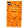 Pukka Herbs, Relax, Caffeine Free, 20 Herbal Tea Sachets, 1.41 oz (40 g)