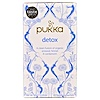 Pukka Herbs, Detox, Organic Aniseed, Fennel & Cardamom Tea, Caffeine Free, 20 Herbal Tea Sachets, 1.41 oz (40 g)