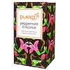 Pukka Herbs, Organic Herbal Tea, Peppermint & Licorice, Caffeine Free, 20 Sachets, 1.05 oz (30 g) (Discontinued Item)