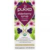 Pukka Herbs, Organic Elderberry Syrup, 3.4 fl oz (100 ml)
