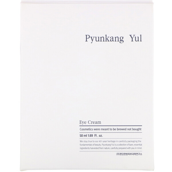 Pyunkang Yul, Eye Cream, 1.69 fl oz (50 ml)