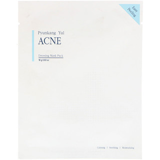 Pyunkang Yul, ACNE, Dressing Mask Pack, 1 Mask, 0.63 oz (18 g)