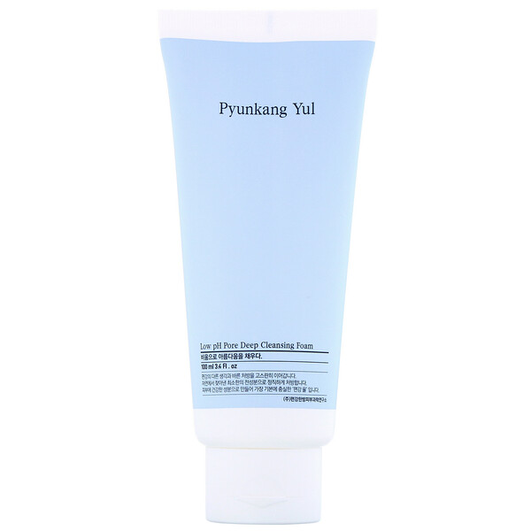Pyunkang Yul, Low pH Pore Deep Cleansing Foam, 3.4 fl oz (100 ml)