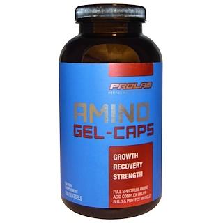 ProLab, Amino Gel-Caps, 200 гелевых капсул